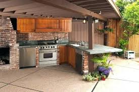 how to build a outdoor kitchen island diy outdoor kitchen ideas how to build an outdoor kitchen island