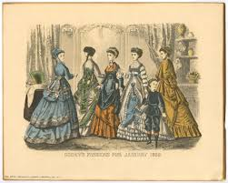 godey s fashions godey s fashions for january 1869 the portal to history