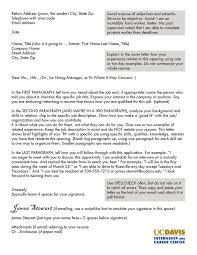 internship report sample cover letter apply for internship
