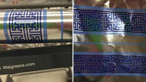 hanukkah wrapping paper swastikas spotted on hanukkah wrapping paper sold at walgreens