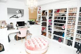 How To Turn A Bedroom Into A Dressing Room Lauren Messiah - Turning a bedroom into a closet