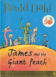 what colour paper did roald dahl write on all books quentin blake james and the giant peach colour edition