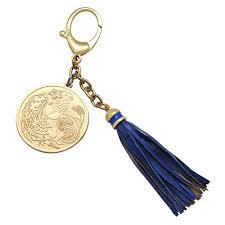 health amulet keychain