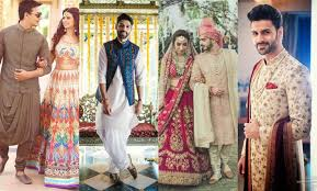 Celebrity Brides Who Wore Unconventional by Wedding Reception Wear For Groom Images Wedding Decoration Ideas