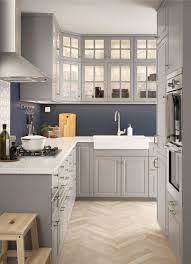 kitchen design with cool ikea classically well organised from
