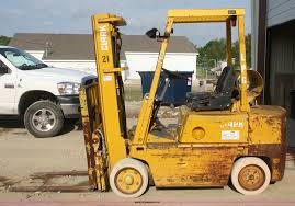 clark c500 55 forklift item b6856 sold may 30 midwest a