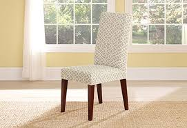 sure fit slipcovers stretch ironworks dining chair covers