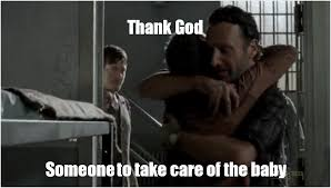 The Walking Meme - 46 things you ll only find funny if you watch the walking dead