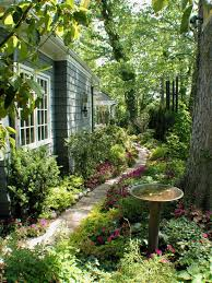 new england landscape landscape traditional with white wood
