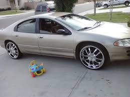 dodge intrepid 2004 pimped out image 175