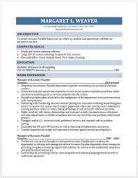 sle resume for accounts payable supervisor job interview good college essay titles about leadership kunstinhetvolkspark