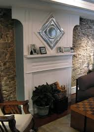 fireplace mantel height elegant build mantel shelf on bracket