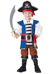 kids pirate boy toddler deluxe costume 54 99 the costume land
