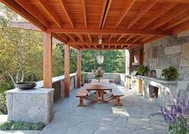 Outdoor Patio Kitchens by 37 Best Rustic Outdoor Kitchens Images On Pinterest Rustic