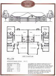 house plans with 4 bedrooms new 4 bedroom duplex house plans kerala house plan
