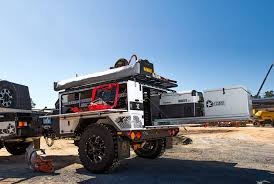overland camper patriot campers u0027 off road trailers are now available in the u s