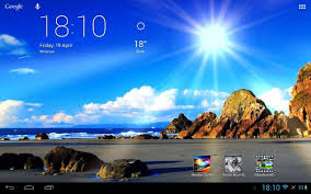 app weather screen live wallpaper de - Weather Live Apk