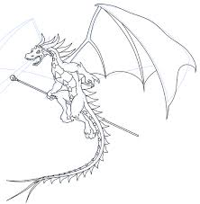 draw dragon cartoon drawing lesson 2