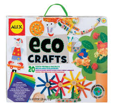 eco crafts kit at growing tree toys
