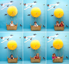 Photo Booth Ideas Kids U0027 Air Balloon Photobooth Diy
