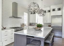 Gray Kitchen Island More Interior Design Ideas Home Bunch Interior Design Ideas