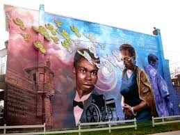 Mural Arts Philadelphia by North Philly