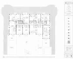 parkloft floor plan 9th floor