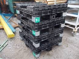 buckhorn collapsible shipping container pallet racking racks