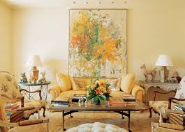 yellow livingroom what are the best colors for rooms with a northern exposure home