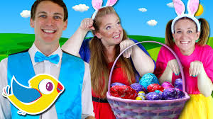 bunny easter hippity hop easter bunny song for kids counting easter eggs