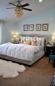 Chandelier Fans Master Bedroom With Chandelier Fan Decoration Hupehome