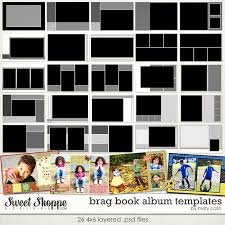 4x6 brag book sweet shoppe designs your memories sweeter
