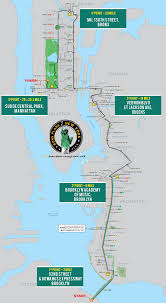 Hop On Hop Off New York Map by What Are The Best Locations To Watch The New York City Marathon