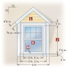 How Much To Build A Dormer Bungalow Designing Gable Dormers Fine Homebuilding