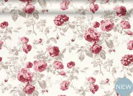 roses cassis floral wallpaper dream house pinterest floral