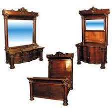 antique bedroom suites 19th c french antique renaissance revival four piece carved oak