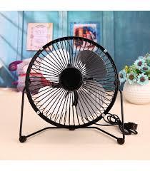ventilateur de bureau ventilateur mini usb métal 8 pouces ventilateur de bureau