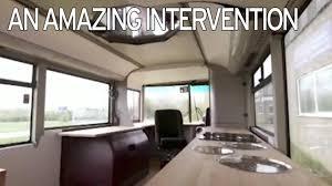 Double Decker Bus Floor Plan Inventor Lives Mortgage Free As He Transforms Double Decker Bus