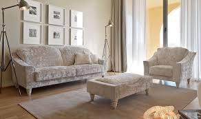 canapé classique tissu canapé classique en cuir en tissu 2 places hector danti di