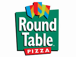round table pizza telegraph round table pizza salami red onion and bell pepper yum food