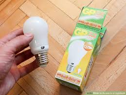 Stuck Light Bulb How To In A Lightbulb 9 Steps With Pictures Wikihow