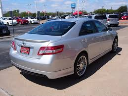 how much is toyota camry 2010 2010 silver metallic toyota camry sedans theeagle com