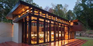 a frank lloyd wright usonian home the zimmerman house
