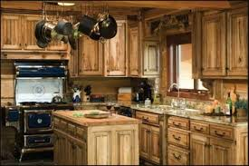Kitchen Cabinet Designs 2014 Country Distressed Kitchen Cabinets New Home Design Tips For