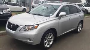 suv lexus 2010 lexus certified pre owned 2010 rx 350 awd 4dr silver black west