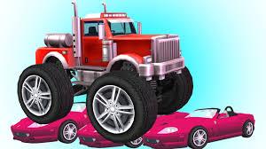 kids monster truck show monster truck show animated monster truck stunts for kids