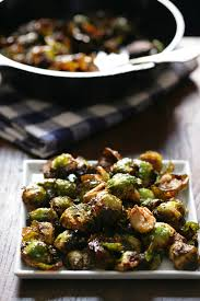 ina garten brussel sprouts pancetta roasted brussels sprouts with garlic recipe brussels sprouts