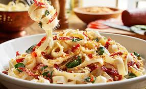 olive garden s now selling pepperoni alfredo delish