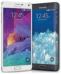 wallpaper for note edge screen galaxy note 4 and note edge oled display technology shoot out