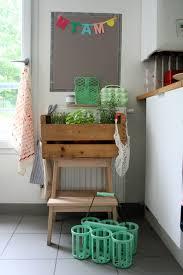 dans ma cuisine diy un potager dans ma cuisine emilie sans chichi